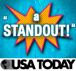 USA Today - A Standout!
