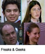 Freaks and Geeks cast LIVE recording in Hollywood