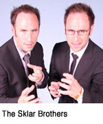 The Sklar Brothers