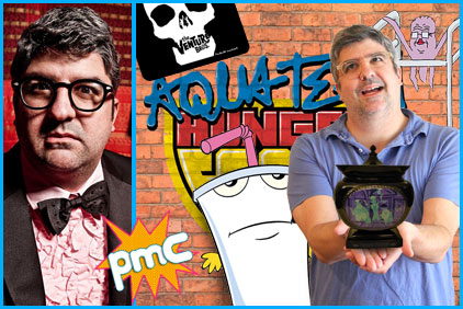Dana Snyder bio - pop my culture guest