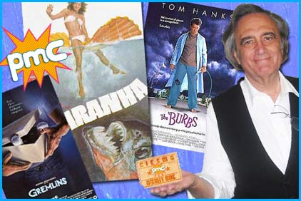Joe Dante interviewed on Pop My Culture podcast