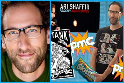 Ari Shaffir on Pop My Culture podcast