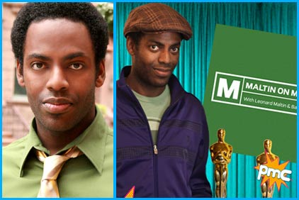 Baron Vaughn interview on Pop my culture podcast