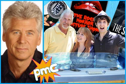 Barry Bostwick interview on Pop My Culture Podcast