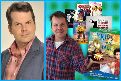 Bruce McCulloch interviewed on Pop My Culture Podcast