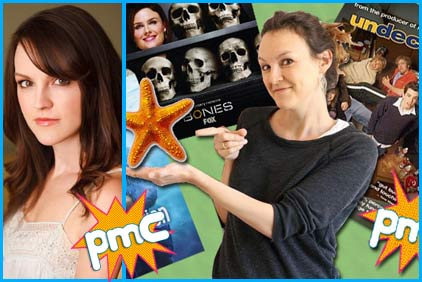 Carla Gallo from Undeclared and Californication on Pop My Culture Podcast