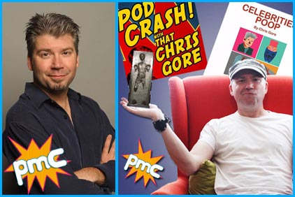 Chris Gore interviewed on Pop My Culture podcast