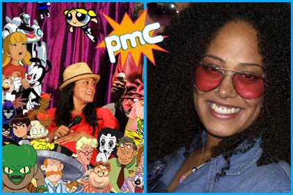 Cree Summer interviewed on Pop My Culture