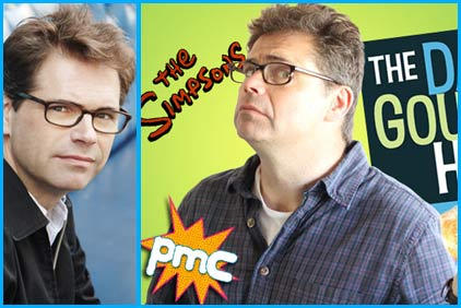 Dana Gould talks on Pop My Culture podcast