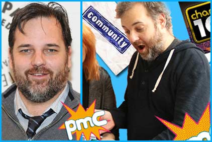 Dan Harmon interviewed on Pop My Culture podcast