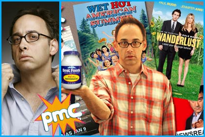 David Wain on Pop My Culture podcast