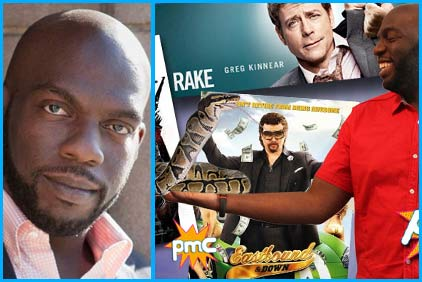 Omar Dorsey guest on pop my culture podcast