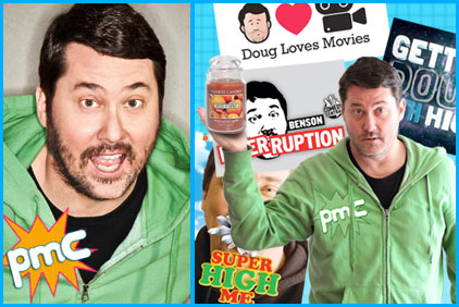Doug Benson on Pop My Culture podcast
