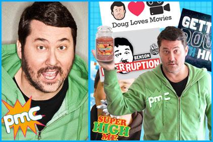 Doug Benson on Pop My Culture podcast