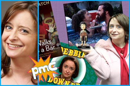 Rachel Dratch interview on Pop My Culture podcast