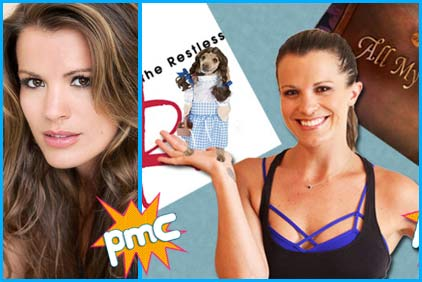 Melissa Claire Egan interviewed on Pop My Culture podcast