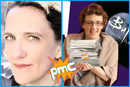 Jane Espenson guest on Pop My Culture podcast