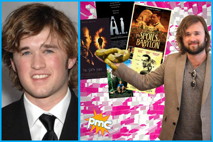 Haley Joel Osment on Pop My Culture podcast