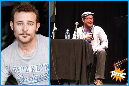 James Adomian - interview on pop my culture podcast