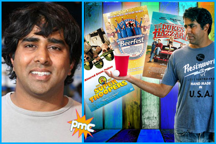 Jay Chandrasekhar interviewed by Vanessa Ragland and Cole Stratton