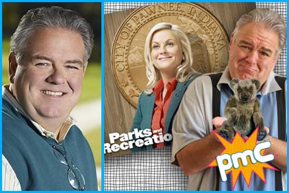 Jim O'Heir guest on Pop My Culture Podcast