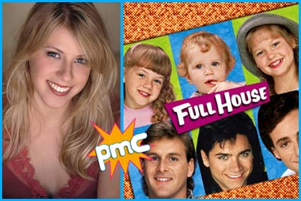 Jodie Sweetin - guest on Pop My Culture Podcast