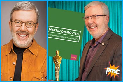 Leonard Maltin interview on Pop My Culture podcast