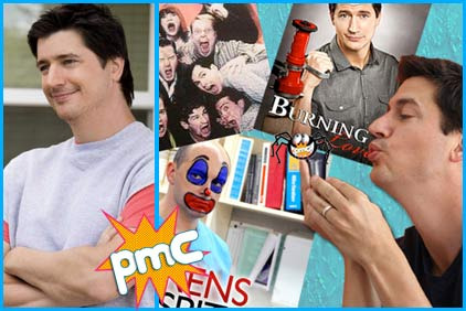 Ken Marino guest on Pop My Culture podcast