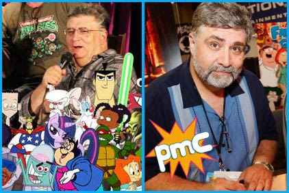 Maurice LaMarche interviewed on Pop My Culture