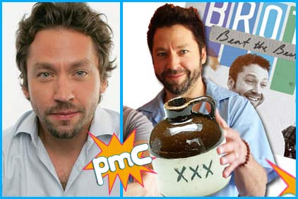 Michael Weston guest on Pop My Culture Podcast