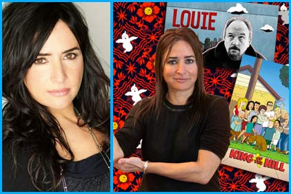 Pamela Adlon interviewed on Pop My Culture podcast