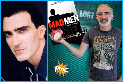 Patrick Fischler on Pop My Culture podcast