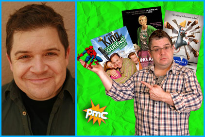 Patton Oswalt interviewed on Pop My Culture podcast