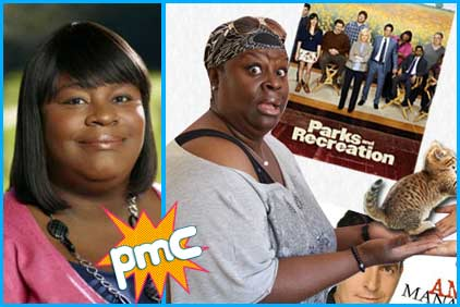 Retta past guest on Pop My Culture podcast
