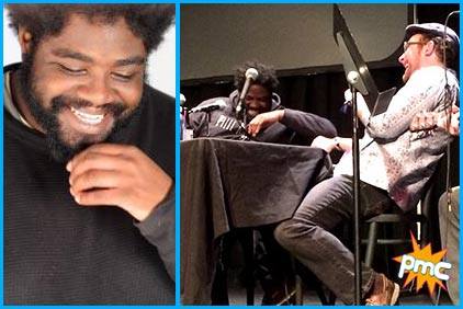 Ron Funches bio - interview on pop my culture podcast