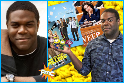 Sam Richardson guest on pop my culture podcast