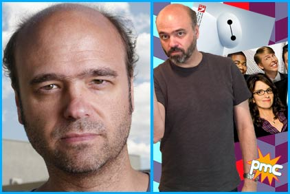 Scott Adsit interviewed on Pop My Culture podcast