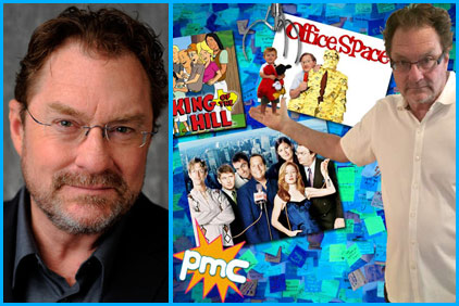 Stephen Root on Pop My Culture podcast