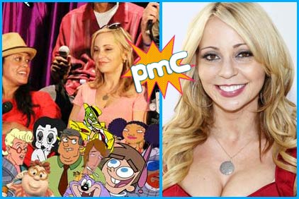 Tara Strong interviewed on Pop My Culture
