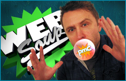 Chris Hardwick - Guest on Pop My Culture
