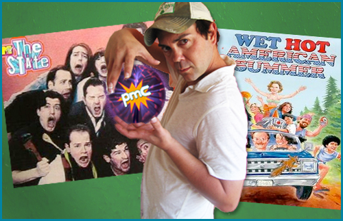 Joe Lo Truglio guest on pop my culture