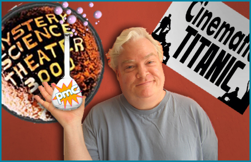 Frank Conniff guest interviewed on Pop My Culture Podcast