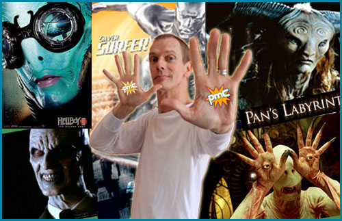 Guest Doug Jones Interviewed on Pop My Culture Podcast