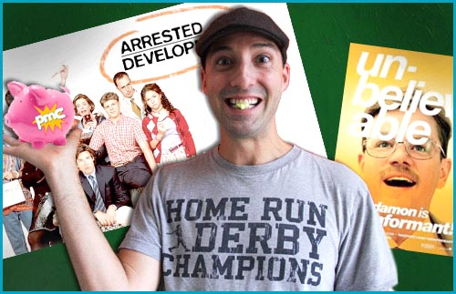 Tony Hale interview on Pop My Culture Podcast