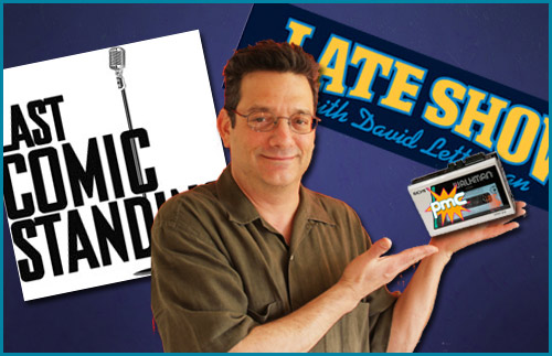 Andy Kindler guest on Pop My Culture Podcast