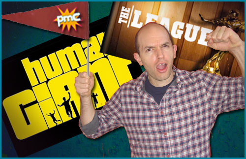 Guest Paul Scheer on the Pop My Culture Podcast