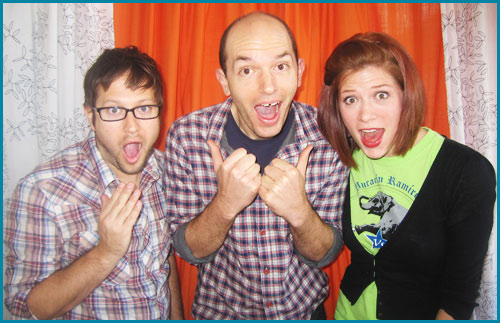 Paul Scheer interviewed by Vanessa Ragland and Cole Stratton