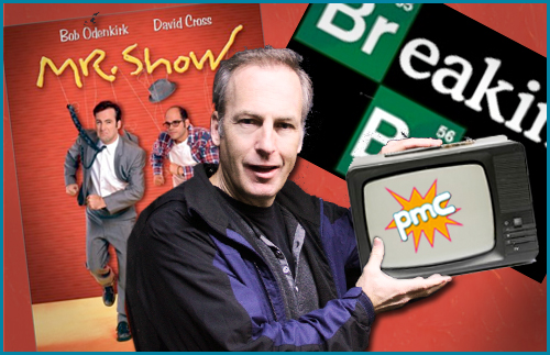 Bob Odenkirk guest interviewed on Pop My Culture