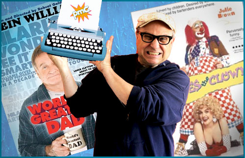 Bobcat Goldthwait guest on pop my culture podcast