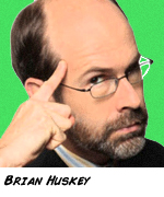 Brian Huskey